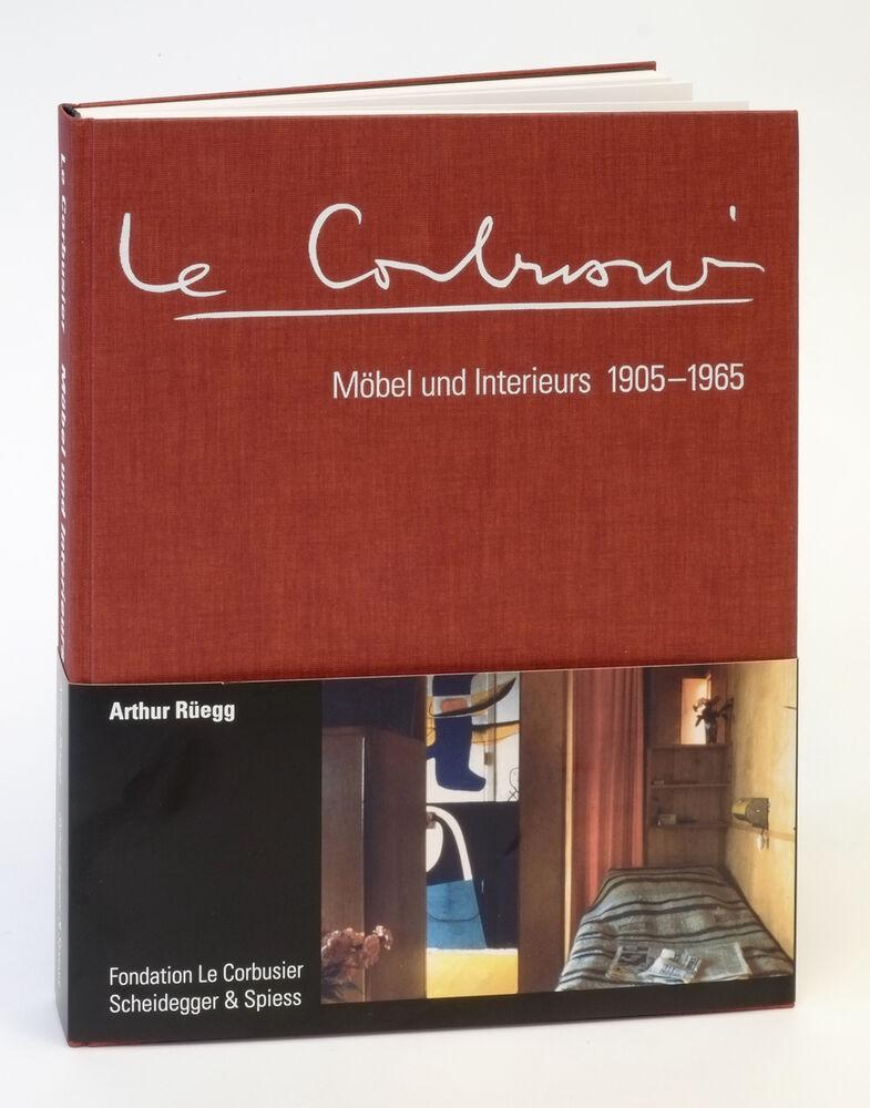 Le Corbusier U2013 Möbel Und Interieurs 1905 1965