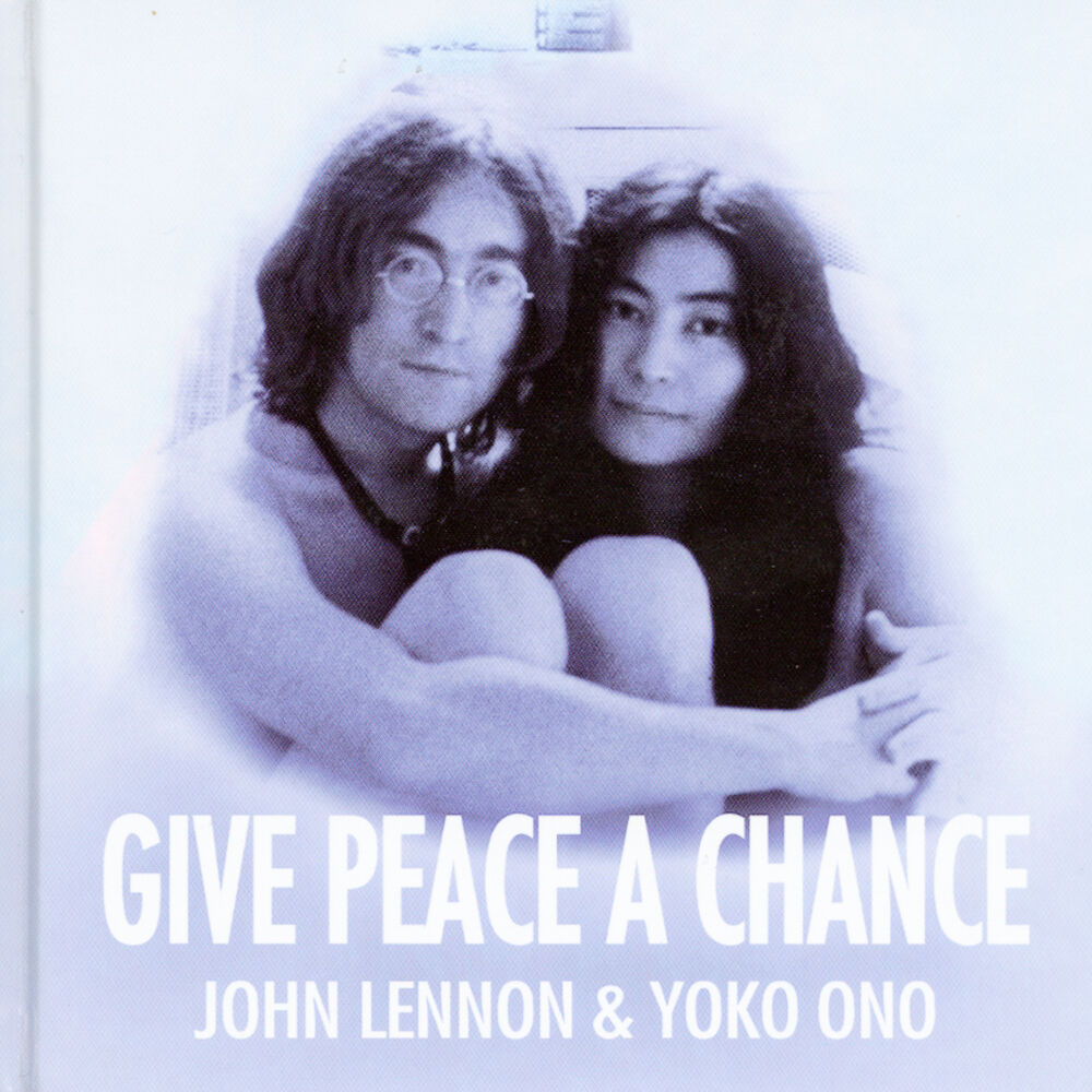 John Lennon Yoko Ono Give Peace A Chance 10 00