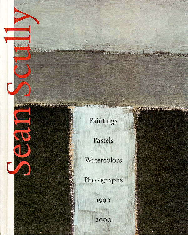 Sean Scully – Paintings, Pastels, Watercolors, Photographs