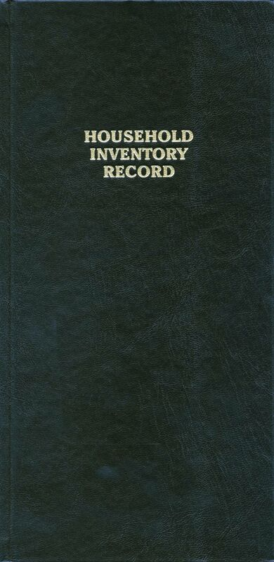 Robert Frank – Household Inventory Record