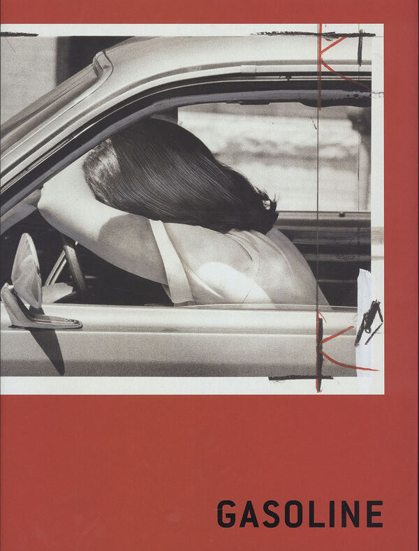 David Campany – Gasoline (sign.)