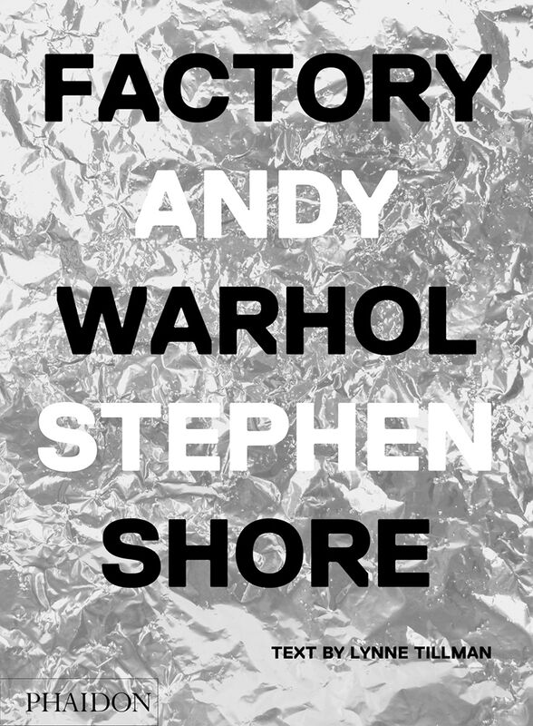 Stephen Shore – Factory: Andy Warhol