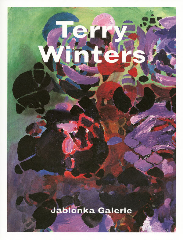 Terry Winters – Paintings and Drawings, 2006