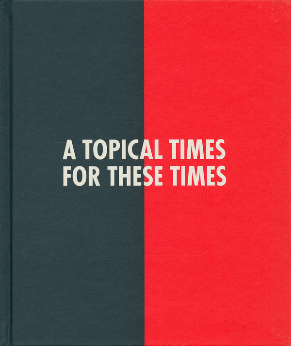 Ken Grant – A Topical Times For These Times