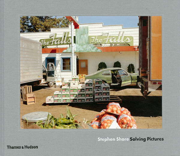 Stephen Shore – Solving Pictures