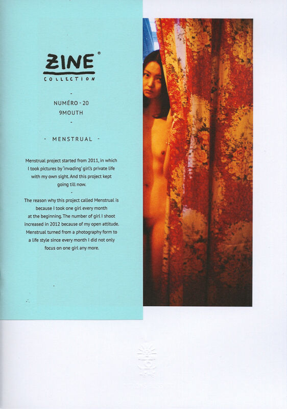9 mouth – Zine Coll. No. 20