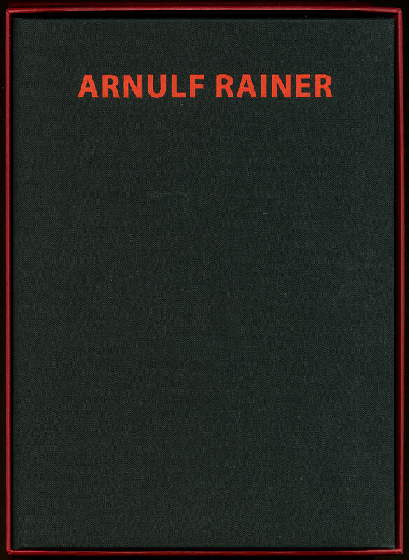 Arnulf Rainer – Unfinished to death