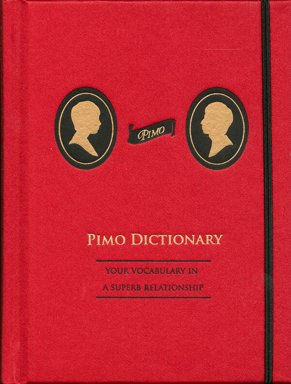 Pixy Liao – Pimo Dictionary