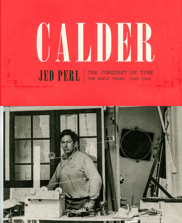Calder – The Conquest of Time