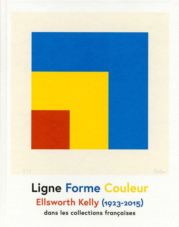 Ellsworth Kelly – Ligne Forme Couleur