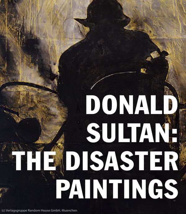 Donald Sultan – The Disaster Paintings