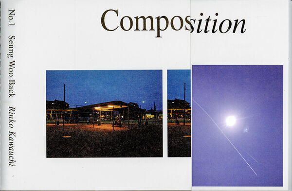 Seung Woo Back & Ringo Kawauchi – Composition No. 1