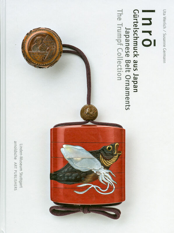 Inrō – Gürtelschmuck aus Japan /Japanese Belt Ornaments
