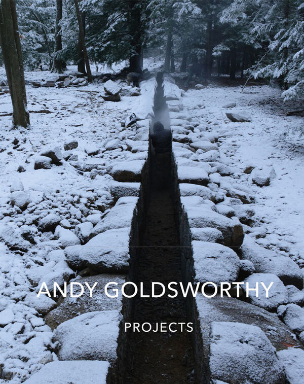 Andy Goldsworthy – Projects