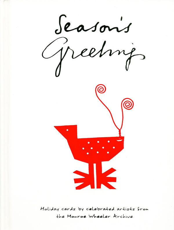 Season's Greetings – Holiday Cards by celebrated artists