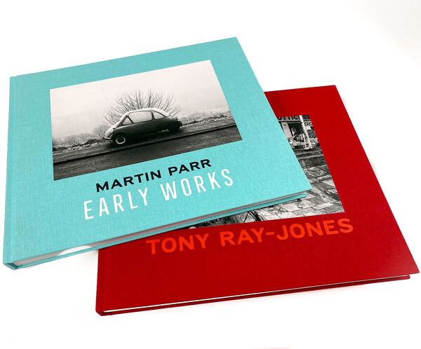 Martin Parr & Tony Ray-Jones Set (2 vols.)