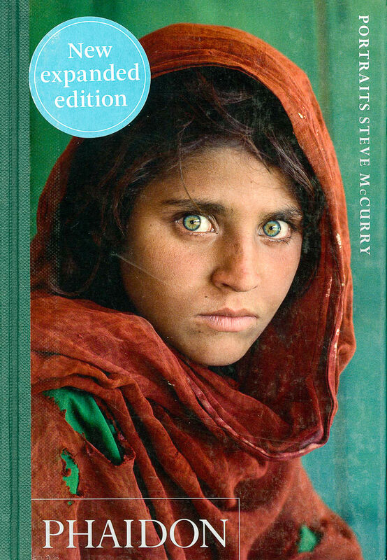 Steve McCurry – Portraits (*Hurt)